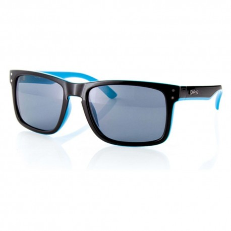 Goblin Blue/Black Polarized Sunglasses
