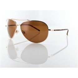 Top Dog Gold Polarized Sunglasses