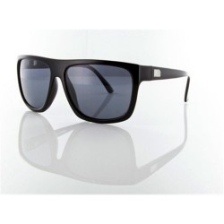 Sanchez Black Polarized Sunglasses