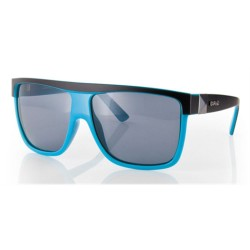 Rocker Black / Cyan Polarized Sunglasses