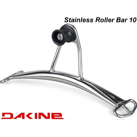 Stainless Roller Bar 10""