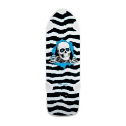 "OG Old School Ripper (White) 10"" x 31"""