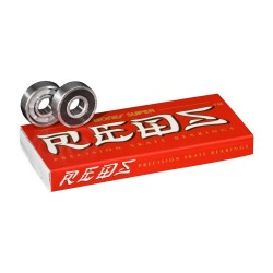 Bones Bearnings Super Reds 8 Pack - 8mm