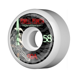 Ray Rodriguez Skull and Sword Wheel 58mm 90a