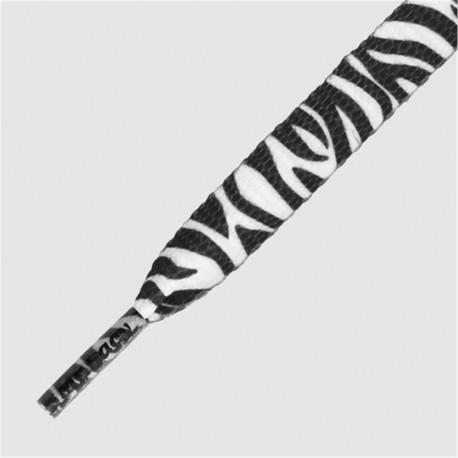 Printies ( Black / White Zebra ) 130 cm