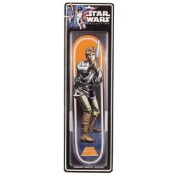 Tabla Star Wars Luke Skywalker Collectible 31.7in x 7.8in