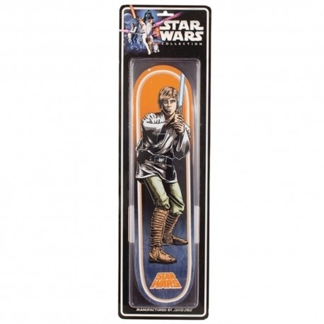 Tabla Star Wars Luke Skywalker Collectible 31.7in x 7.8in