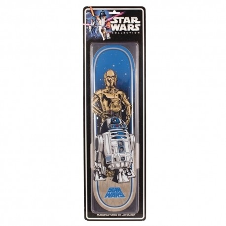 Tabla Star Wars Droids Collectible 32in x 8.375in